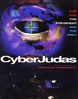 CyberJudas DOS front cover