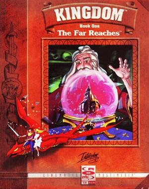 Kingdom: The Far Reaches DOS front cover