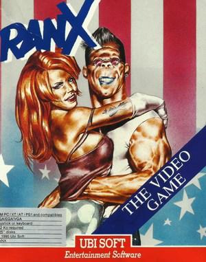 Ranx DOS front cover