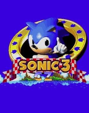Sonic 3 Cz Sega Genesis front cover