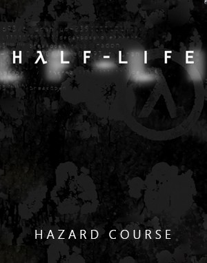 Half-Life: Hazard course WINDOWS front cover