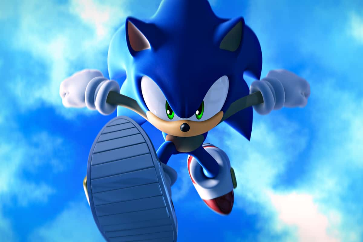 Play Sonic games online