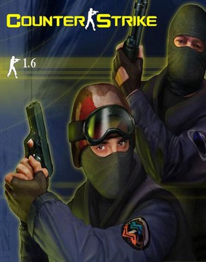Counter-Strike 1.6 WINDOWS front cover
