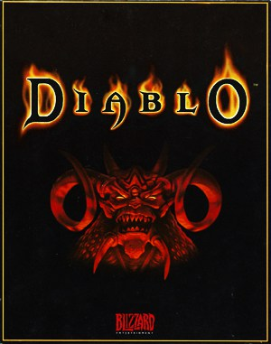 Diablo WINDOWS front cover