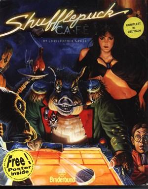 Shufflepuck Cafe DOS front cover