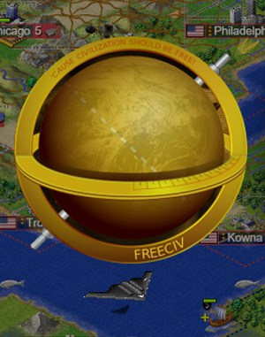 Freeciv WINDOWS front cover