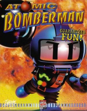 Atomic Bomberman WINDOWS front cover