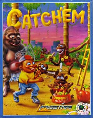 Catch 'Em DOS front cover