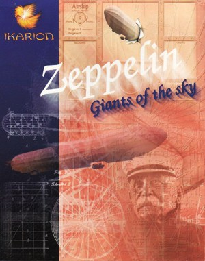 Zeppelin: Giants of the Sky DOS front cover