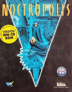 Noctropolis DOS front cover