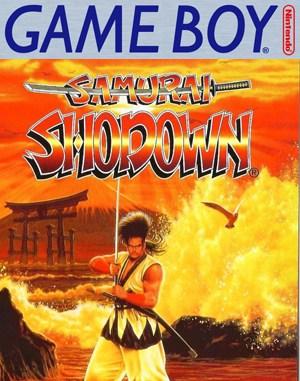 Samurai Shodown Game Boy front cover