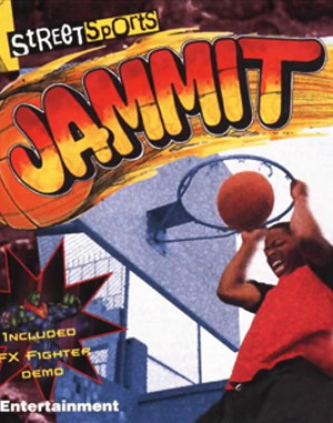 Jammit DOS front cover
