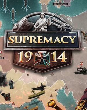 Supremacy 1914  front cover