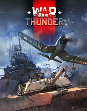 War Thunder  front cover